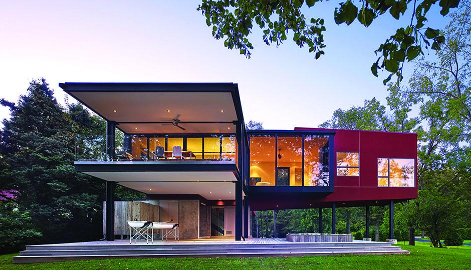 Habitat: A Modern Riverside Home in West Norriton - Philadelphia ...