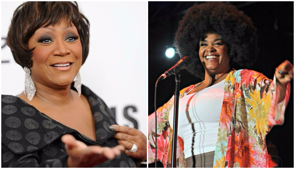 patti labelle, jill scott, walk of fame