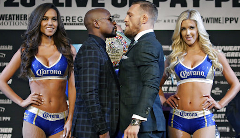 Where to Watch the Mayweather McGregor Fight In Philadelphia