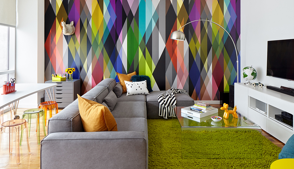 Gorgeous Center City Playroom | Design By Kaminski + Pew; Photography By  Kyle Born
