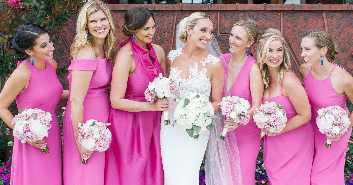 This Merion Cricket Club Wedding is Preppy Perfection – Philadelphia ...