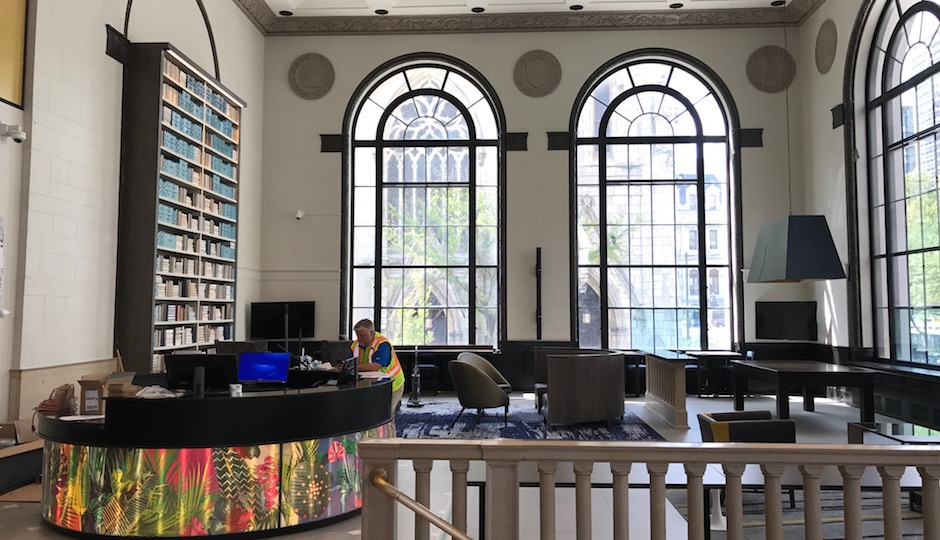 A First Look At The New Aloft Philadelphia Downtown Hotel