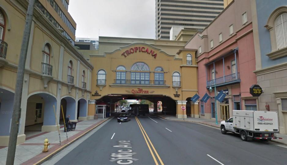 Atlantic City, A.C., Tropicana