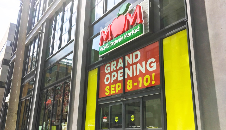 Mom S Organic Market Cafe