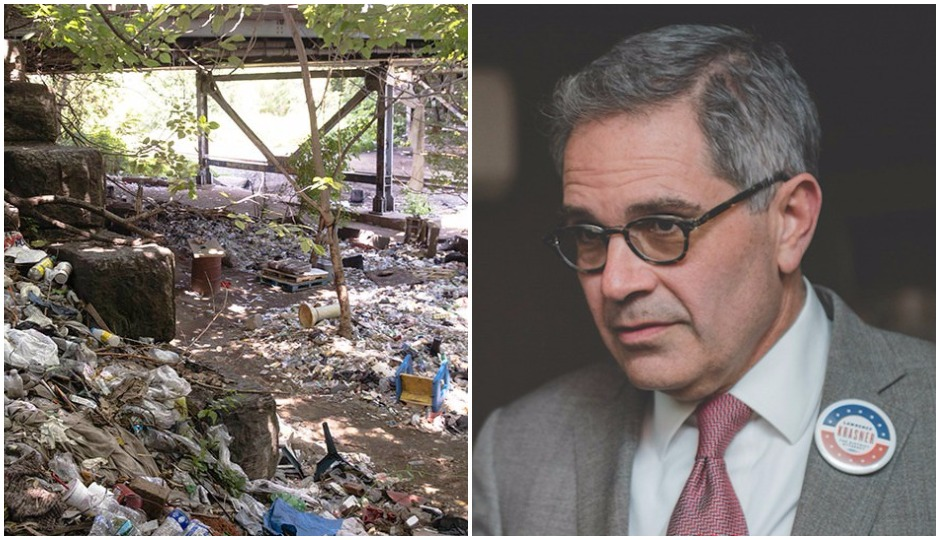 krasner, conrail, safe injection site