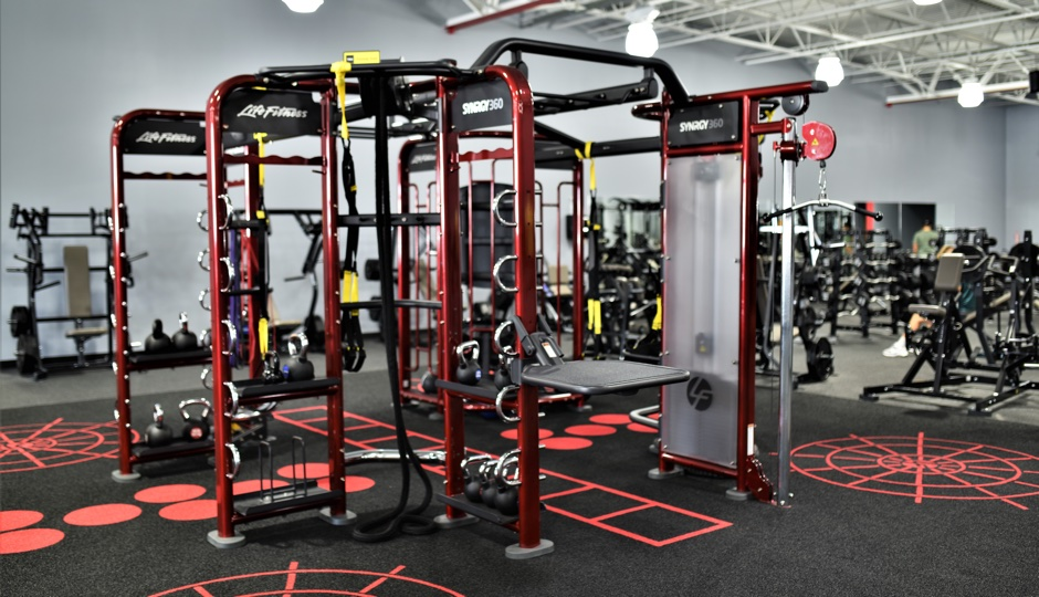 Evolve Fitness: New South Jersey Gym Aims to Eliminate ...