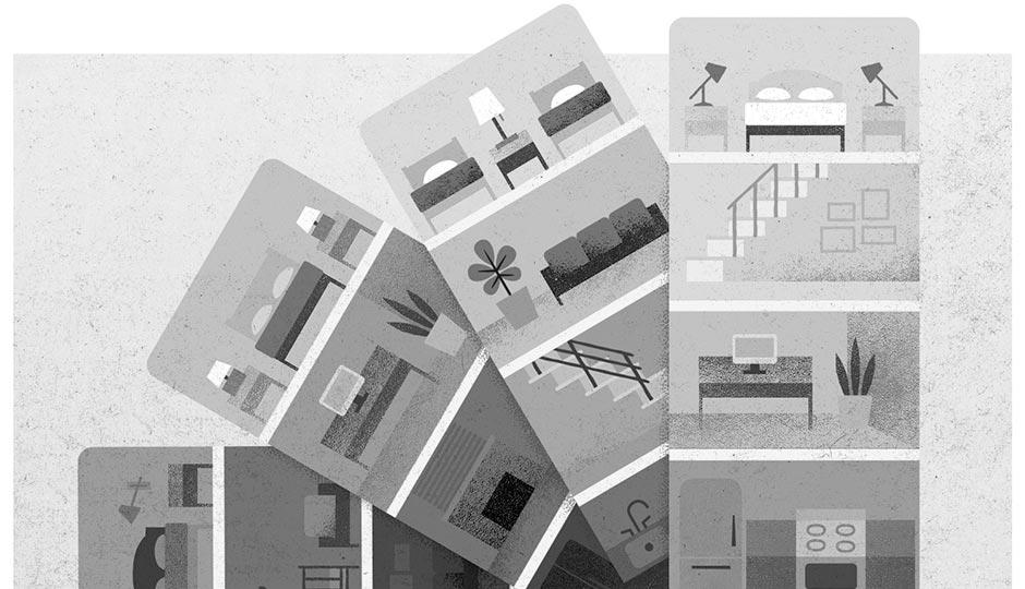 Gray Areas: The Color Dominating Home Design – Philadelphia Magazine