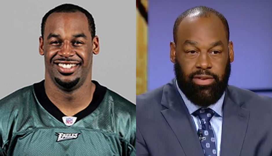 Twitter Donovan Mcnabb Took The Chunky Soup Thing Literally
