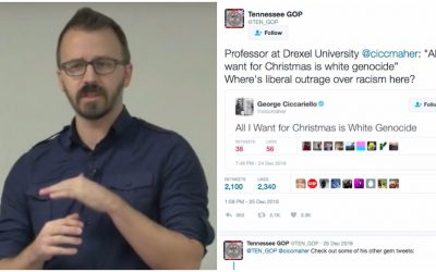 drexel professor, george ciccariello-maher