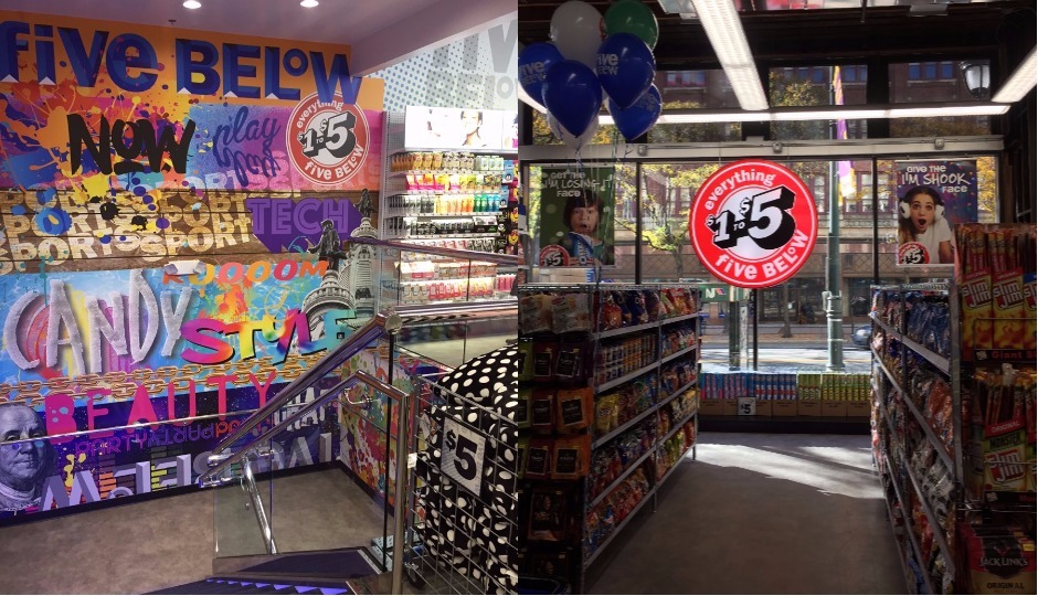 There S A Brand New Five Below In Town Just In Time For Halloween