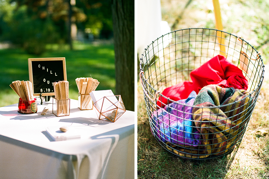 ... elegant c&-themed reception inspired by the Wes Anderson characters they were dressed as the night they got engaged. A retro tent marked the entrance ... & They Were Dressed As u201cMoonrise Kingdomu201d Characters When He ...