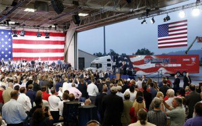 truckers, trump