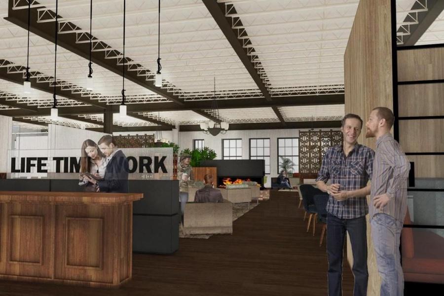 Ardmore work center