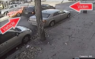 west philly hit-and-run, minivan