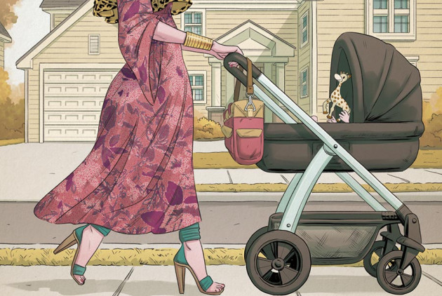 Fashion and Motherhood: Do Clothes Make the Mom?