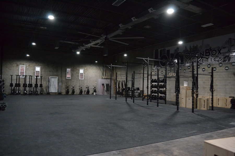 Philadelphia Has A Huge New Crossfit Gym With A Boutique