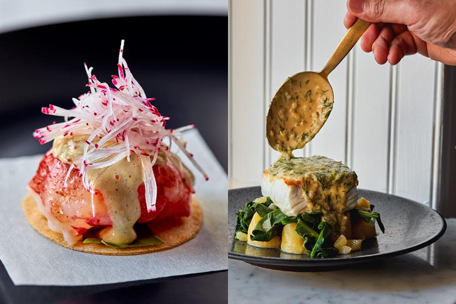 50 best restaurants in philadelphia philadelphia magazine for Little fish philadelphia