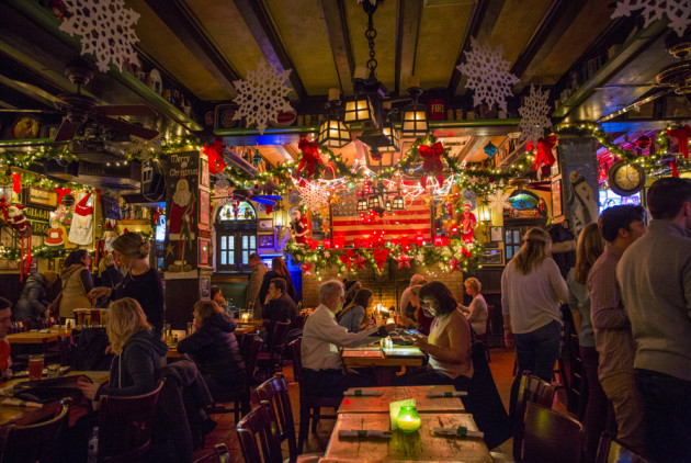 All The Philly Restaurants And Bars Decked Out For Holidays