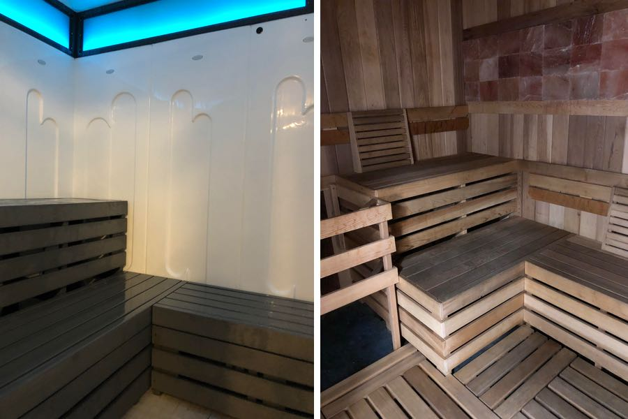Philadelphia saunas you can buy your way into for the day