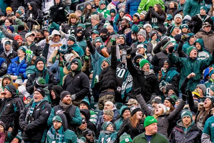 OPINION: The Eagles Won Big Sunday Night, and So Did White Privilege