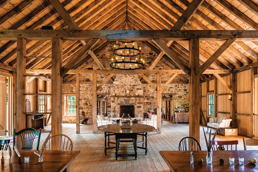 Habitat: A Party Barn In West Chester