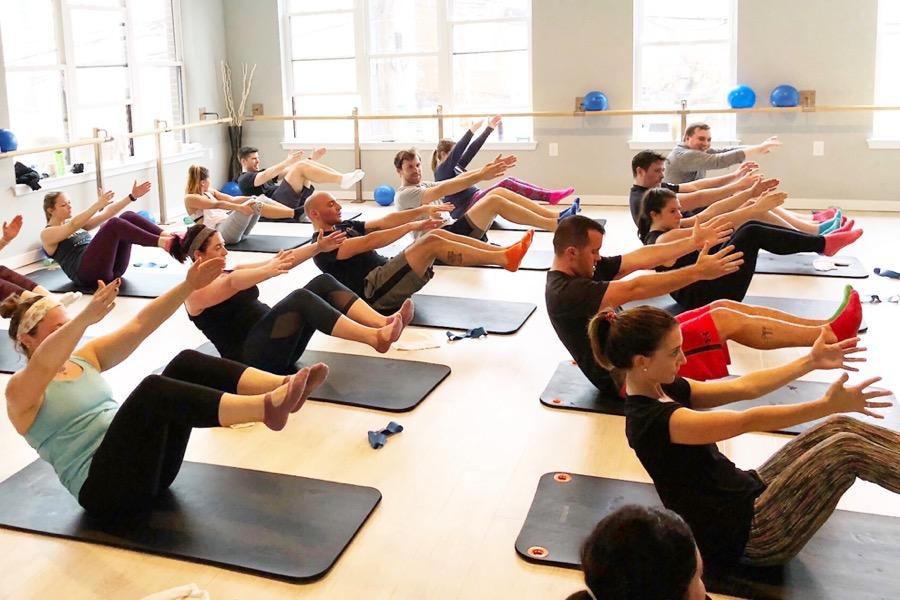 first class free fitness studios