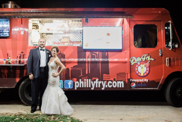 11 Philly Food Trucks That Will Pull Right Up To Your Wedding