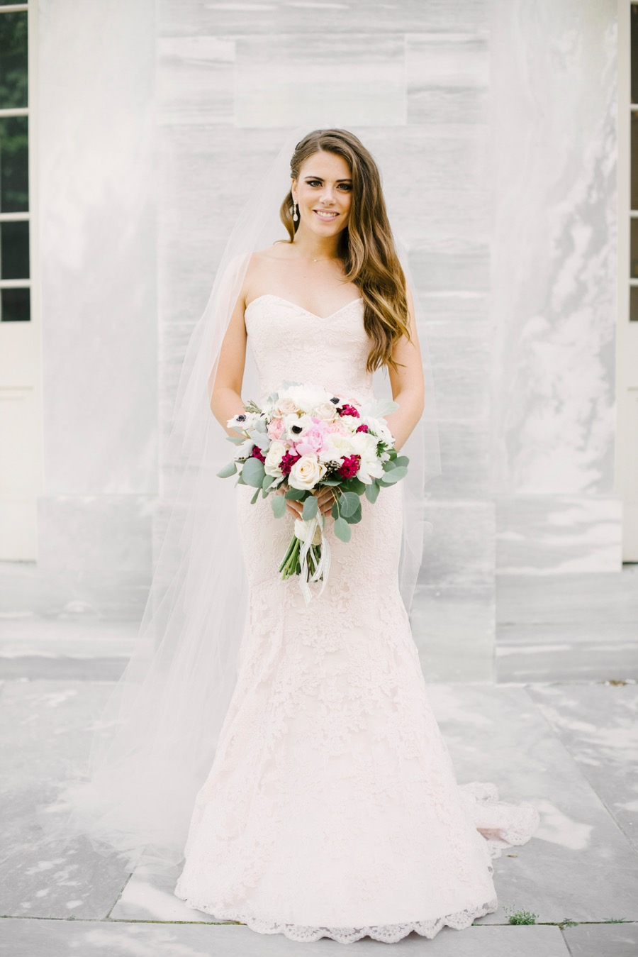 Of course a bloomingdales pr gal had the most glam pink wedding amanda and chris go way back they grew up on the same street in their bucks county hometown of birdsboro and have been good friends since they were 13 junglespirit Image collections