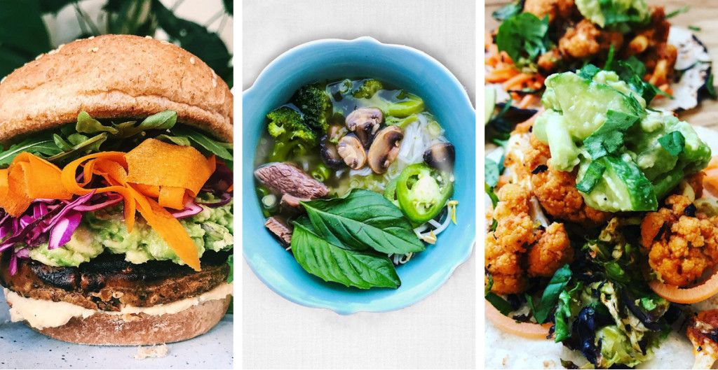 20 healthy food and recipe philadelphia instagram accounts photographs by plantbasedblonde lauryannraik and ashleybewellness forumfinder Images