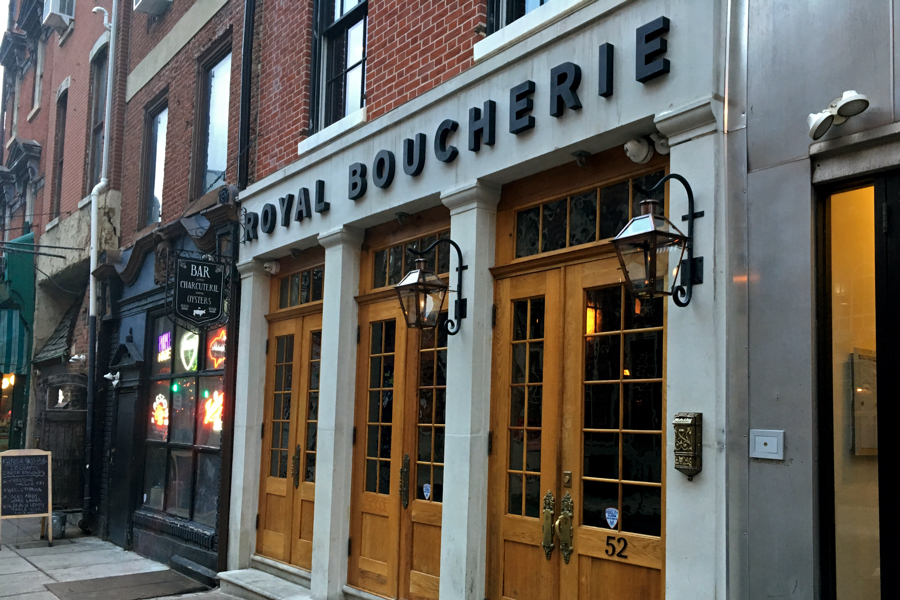 royal boucherie happy hour old city