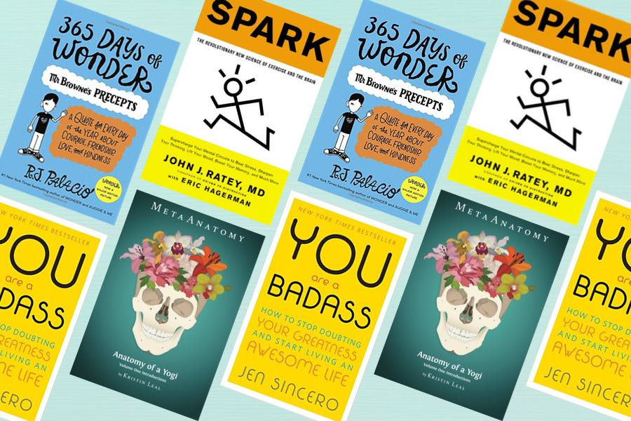 the best wellness health and motivational books to read in 2018