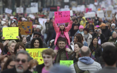 women's march, womens march