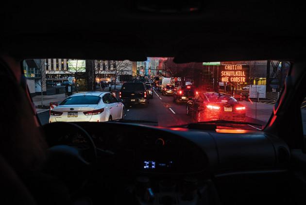 Gridlock: Center City's Traffic Apocalypse
