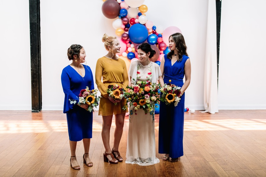 These Philly Wedding Pros Prove that Balloons Make Totally Chic