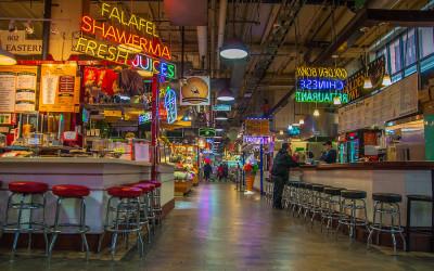 best restaurants reading terminal market center city philadelphia