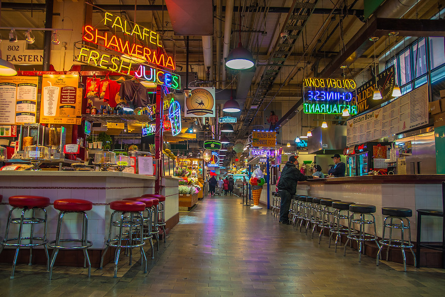 Best Restaurants In Reading Terminal Market