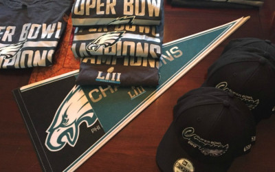 eagles super bowl championship gear