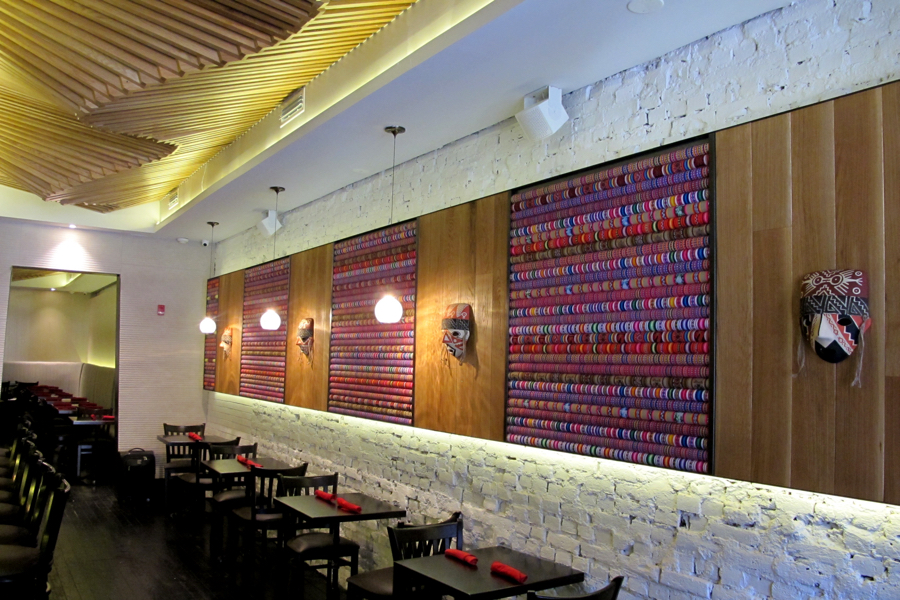 Peek Inside Old City S New Peruvian Restaurant Vista Peru