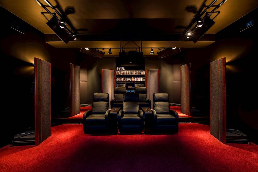 5 Area Homes with Seriously Luxe Home Theaters – Philadelphia Magazine