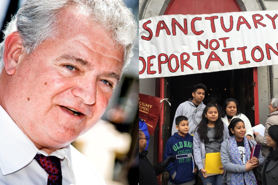 brady, sanctuary, immigration