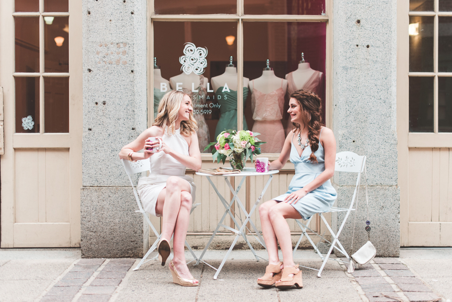 19 Great Shops for Bridesmaid Dresses Around Philadelphia