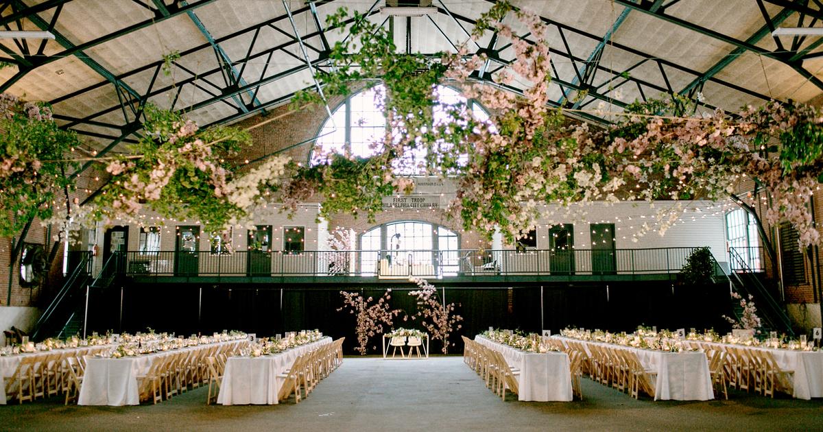 13 Industrial Chic Wedding Venues In The Philadelphia Area