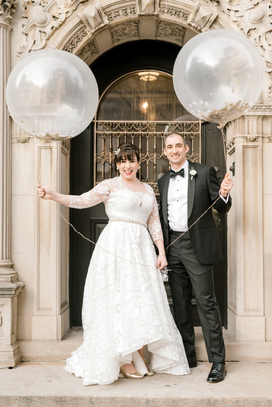 How one philly couple threw themselves a surprise wedding after their larger than life surprise which was a both light hearted and emotional experience for the couple and their guests lisa and ed led their guests junglespirit Image collections