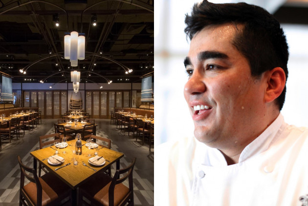 "Jose Garces Is Closing Amada New York, Hints at ""Revival"" of Two A.C. Spots"