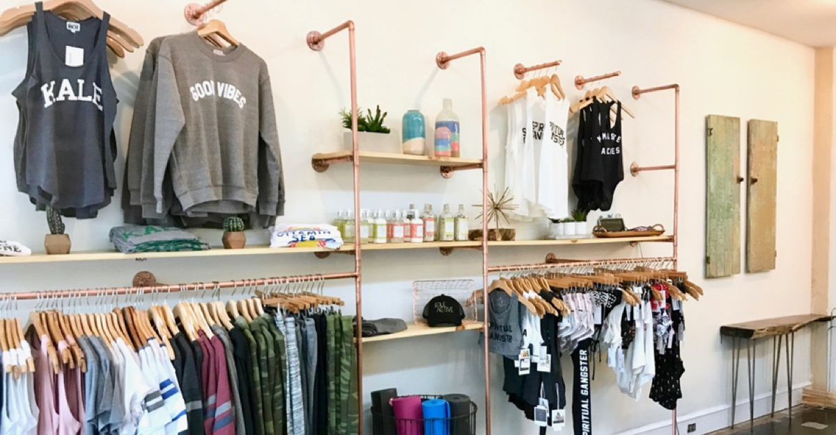 The 9 Best Stores For Workout Clothes And Gear In Philadelphia Area