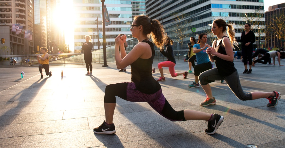 789484f8a 21 Free Fitness Events, Outdoor Workouts, and Classes to Try in Philly This  June