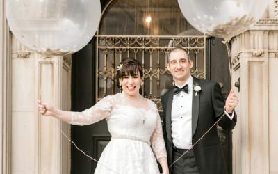 Philadelphia wedding philadelphia magazine how one philly couple threw themselves a surprise wedding junglespirit Images