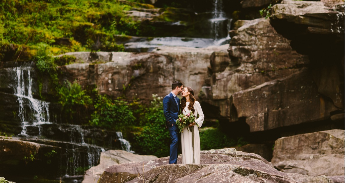 11 Forest And Nature Filled Pennsylvania Wedding Venues