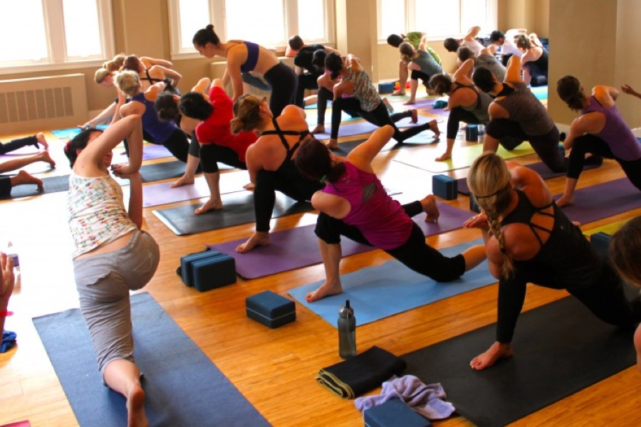 Maha Yoga Center City