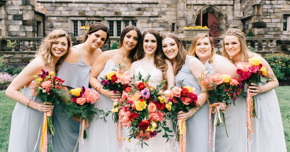 This Colorful Cinco de Mayo Wedding Featured a Surprise Second Look